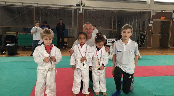 Interclubs Judo