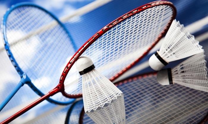 Rassemblement fédéral de badminton