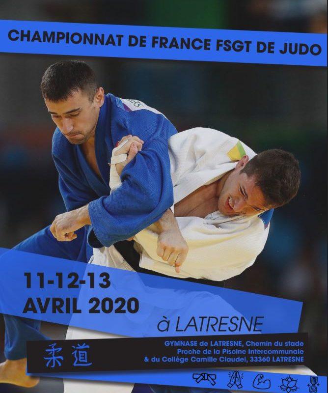 Championnat fédéral Judo